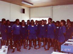 キリバス共和国 タラワ環礁を訪ねて