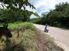 ボクは(原付)バイクで旅をする@プラヤ・グランデ