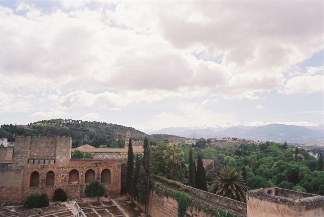 05. 兎にも角にもPalacio de la Alhambra(アルハンブラ宮殿)