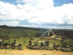 南アフリカ/ジンバブエバスの旅~ ヨハネスブルク~ブラワヨ編 その2