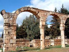 シリア・ヨルダン・レバノンの旅(レバノン編)