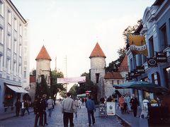 バルト3国のエストニアのタリン。
