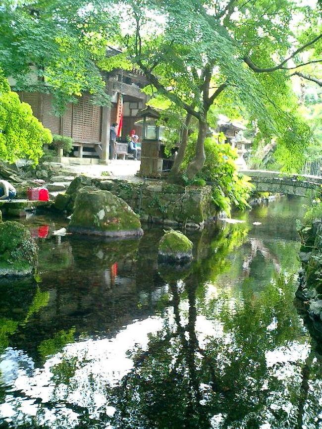 秋の晴れた日に、日帰りのプチ旅もいいですね。<br /> ふと思い立って電車で二時間、滋賀の湖北に赴きました。