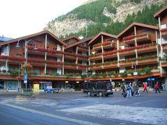 スイス鉄道の旅(ツェルマット Zermatt)