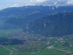 スイス鉄道の旅(インターラーケン Interlaken)