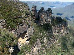 2003年オーストラリア本土の旅(2)ブルーマウンテン