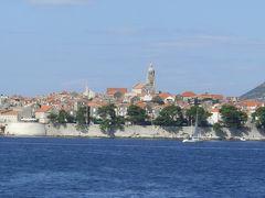 クロアチア旅行記・Part1・コルチュラ島