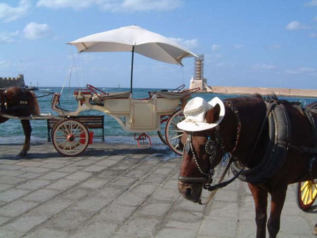 2005年の10月に行ってきたクレタ島の旅行記です。<br />ハニアに泊まりました。<br />クレタ島大好き。ああーまたいきたい!<br />ホームページURL:<br />http://utrecht.michikusa.jp/contents/kreta01.html