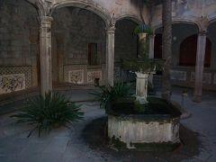 バルセロナ観光:ゴシック地区:副司教館