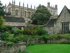 欧州・バックパッカーの旅【4】 大学の街 イギリスのオックスフォード