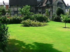 欧州・バックパッカーの旅【5】 シェイクスピアを生んだ街、イギリスのストラトフォード・アポン・エイヴォン
