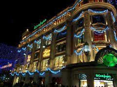 バルセロナのクリスマス・デコレーション!
