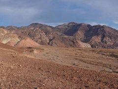 デスバレー国立公園 砂漠のクリスマス・3日間の旅  (1)
