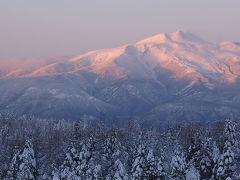 御岳山麓のスキー場へ【1日目】