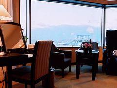 雪の札幌市街を見下ろすホテル~JRタワーホテル日航札幌~
