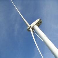 迫力の風車