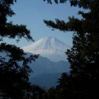 九鬼山登山・2007年1月