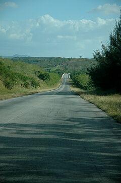 ★北・中米、車旅(6)ハバナからトリニダーへの道