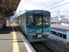 2007年1月青春18きっぷの旅1(福井県)