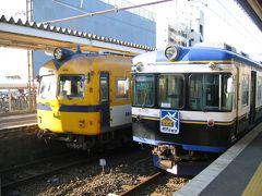 2007年1月青春18きっぷの旅5(島根県・一畑電車)