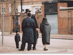 Londonのエスニックタウンを歩く ― ユダヤ人街