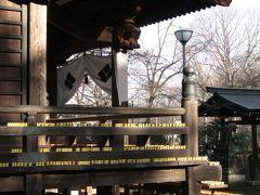 多聞院と神明社を訪問