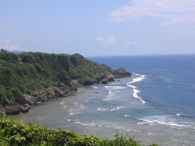 リゾートじゃないよ。<br /><br />平和祈念会館です。<br />すごくきれいな海が見えます。<br />しかし、ここで起こった事を想像するだけで心が痛みます。<br /><br />