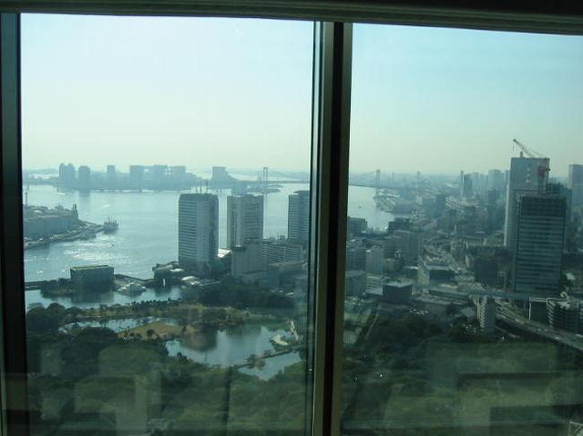 コンラッドに宿泊しました。32階ガーデンビューで、東京湾と浜離宮が見渡せます。今回は銀座と渋谷を歩きました。<br />・コーノピッツァ(銀座)<br />・ちゃんこダイニング若(渋谷)<br />・せとうち旬彩館(新橋)<br />・Pierre Marcolini(銀座)チョコレート<br />・Cali Cari(銀座)カレー店