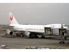 10.札幌(新千歳)~羽田 JL1004便 17A 国際線機材Cクラス座席