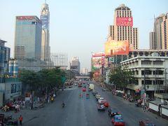 バンコク・市内めぐり編 -香港・バンコク・ハノイ周遊の旅-