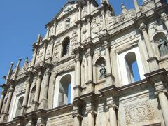 Macau -香港・バンコク・ハノイ周遊の旅-