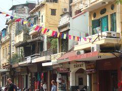 Hanoi -香港・バンコク・ハノイ周遊の旅-