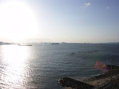 五色台からの瀬戸内海