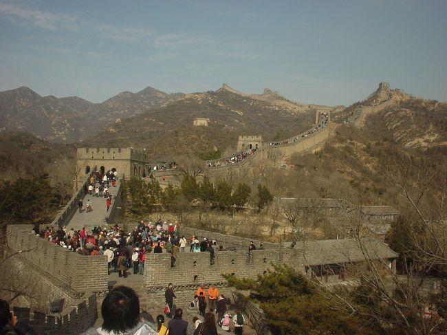 5回目の中国にして初の北京訪問。2泊3日でしたが、往復とも天津空港着・発だったので現地は中1日という感じで慌しかったです。しかしながら限られた滞在時間を満喫! 充実の3日間でした。<br /><br /> ☆ 旅のPhotoレポート : <br />  http://homepage3.nifty.com/bon_voyage/report.htm<br /> <br /> ☆ 管理人が泊まった!おすすめホテル・旅館 : <br />  http://homepage3.nifty.com/bon_voyage/osusume.html