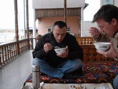 タシケントから陸路でタジキスタンの首都ドゥシャンベへ(3)