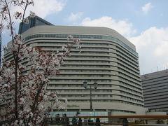 ホテルニューオータニ大阪 デラックスダブルルーム