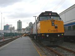 北米大陸の旅、3「VIA鉄道で行こう!」平成、阿房列車の旅 in Canada