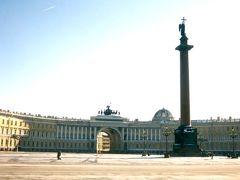 ロシア人にこよなく愛されている街−サンクト・ペテルブルク