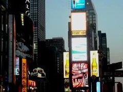 北米大陸の旅、8「NYへ行こう!」