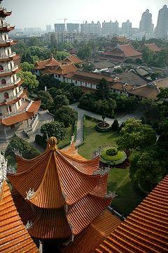 ★福建省の旅(1) −福州市 西禅寺と空海ゆかりの開元寺へ