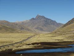 標高4,335m~プーノバスツアーの旅