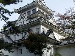 大垣に泊まって大垣城と関ヶ原古戦場をレンタサイクルで巡る