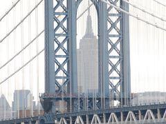 ブルックリン橋を歩いて往復
