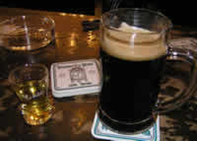 黙って座れば黒ビール