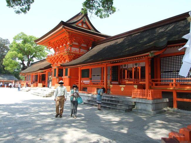 九州北部、温泉と食道楽紀行。その4:湯布院&宇佐神宮編