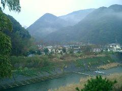 蓮台寺 清流荘 と 伊豆高原の親子旅