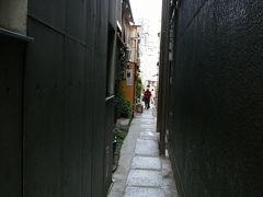 神楽坂路地裏散策