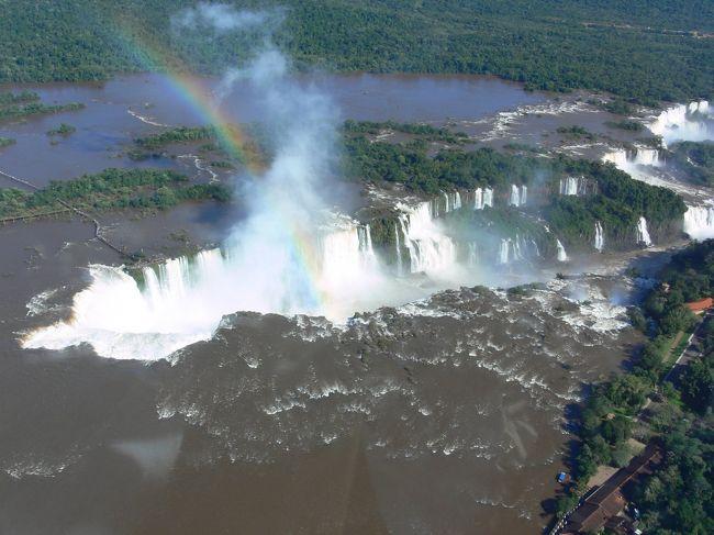 リーマンパッカーのブラジル10日間ひとり旅【4】イグアスの滝ブラジル編