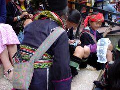 北部ベトナム4: 「春一番」 サパ