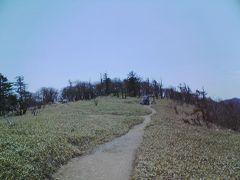大峰山(山上ヶ岳)登山